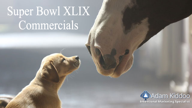 Super Bowl Commercials 2015